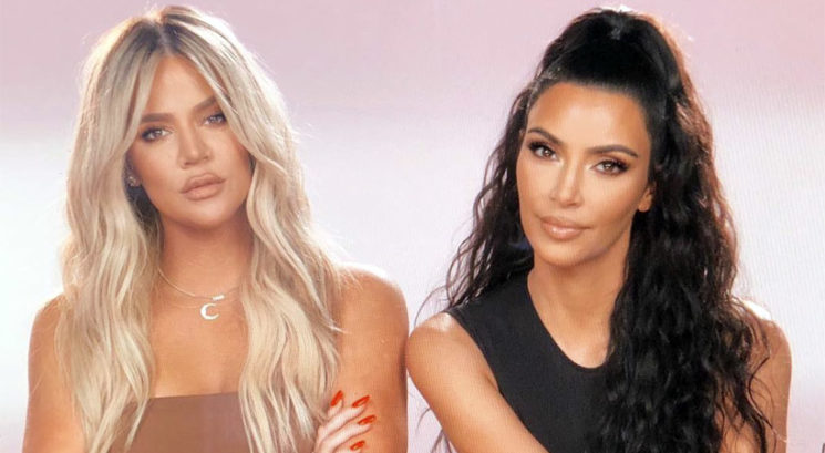 Je na fotografiji Kim Kardashian ali Khloé Kardashian?