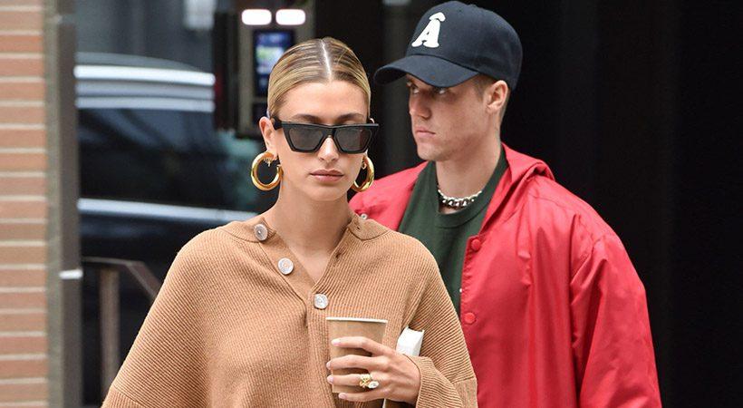 Justin Bieber preprečuje svoji ženi Hailey lansiranje lepotne znamke