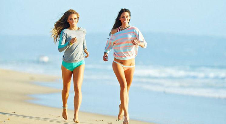 Ali RES pokuriš več kalorij, če telovadiš v vročini?