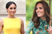 Sta se Meghan Markle in Kate Middleton na TEH fotografijah pretvarjali?