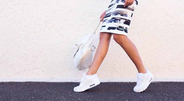 ASOS razkril genijalen trik, kako skriti nogavice v čevlje