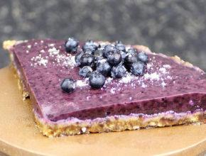 Poletni okusi: Presna borovničeva pita