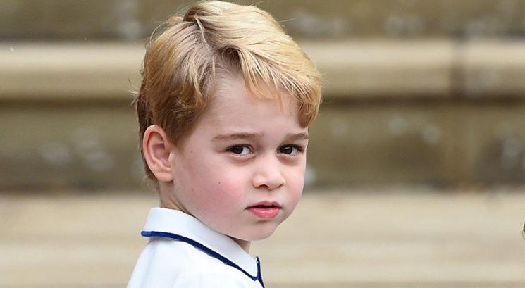 Uganeš, kaj manjka na najnovejših fotografijah princa Georga?