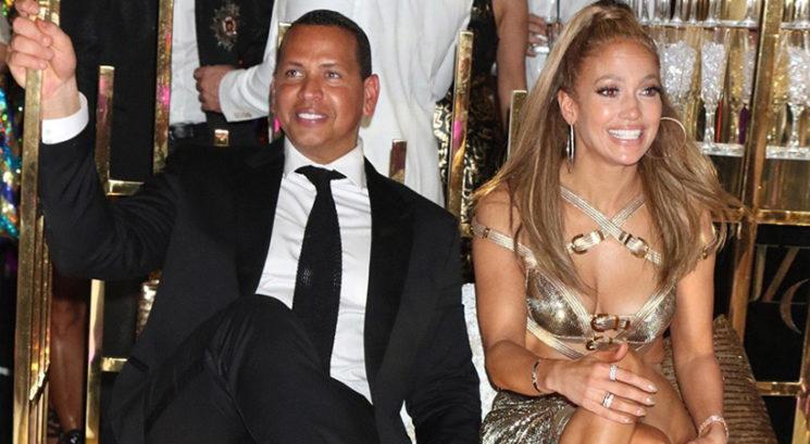 Tako NORO je bilo na praznovanju 50. rojstnega dne Jennifer Lopez