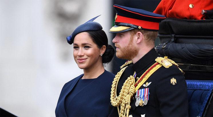 Sosedje Meghan Markle in princa Harryja prejeli NOR seznam zahtev glede obnašanja