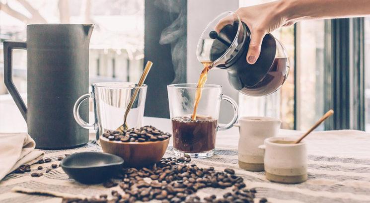 Je kava brezglutensko živilo?