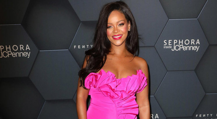 Bi rada dišala kot Rihanna?