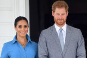 Meghan Markle in princ Harry z Archijem na skrivaj odletela v...