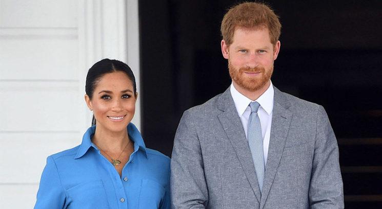 Meghan Markle in princ Harry z Archijem na skrivaj odletela v…