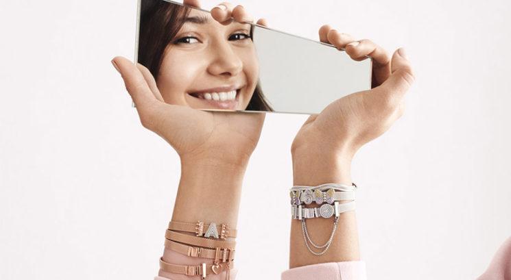 PANDORA nakit od zdaj naprej na voljo tudi preko spletne trgovine
