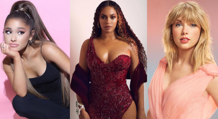 Razkrito, katera pevka je v preteklem letu zaslužila največ denarja