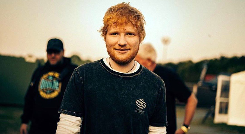 Ed Sheeran podrl rekord skupine U2