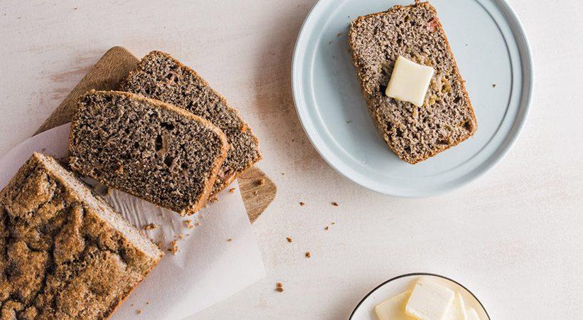 Recept: Najbolj enostaven ajdov kruh