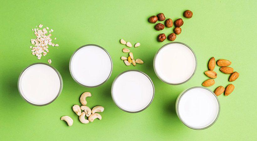 Katero rastlinsko mleko je najbolj primerno za določen recept