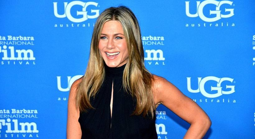 5 skrivnosti večno čudovitih las Jennifer Aniston