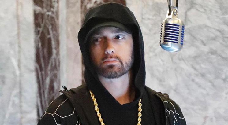 UAU! Poglej, kako velika je že hči raperja Eminema