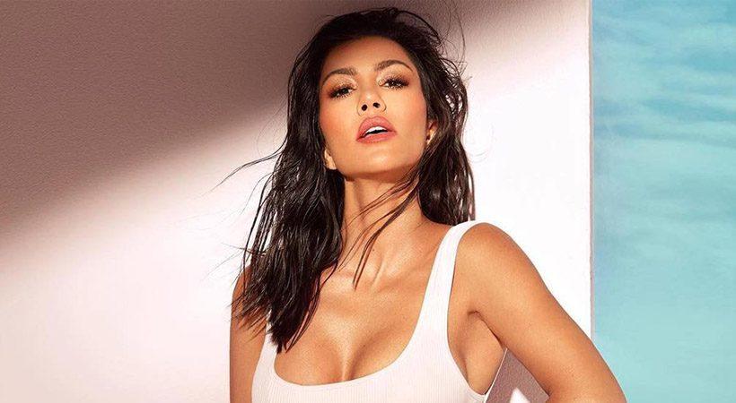 Kourtney Kardashian razkrila, da ima na glavi plešast predel