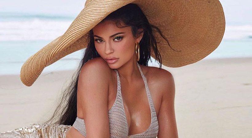 Kylie Jenner odvrgla vse krpice!