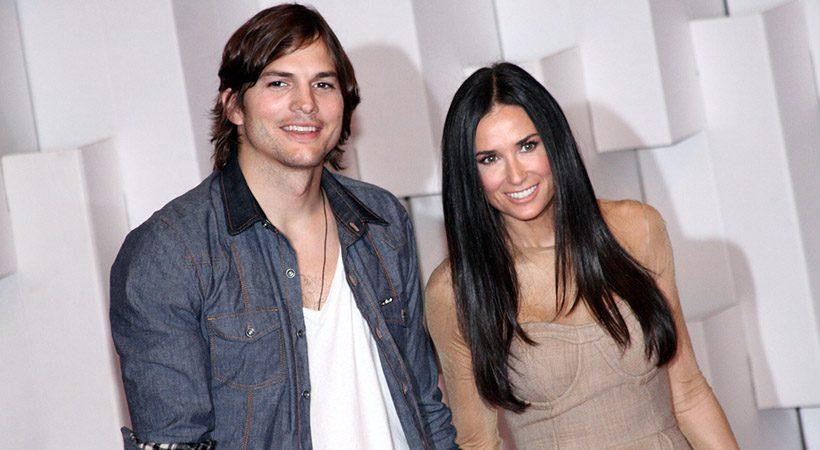 Demi Moore razkrila šokanten detajl iz zveze z Ashtonom Kutcherjem