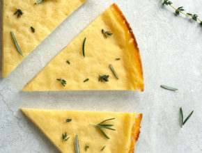Nizkohidratno testo za pizzo (potrebuješ samo 1 sestavino!)