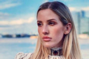 Ellie Goulding na svoji poroki nosila TO poceni šminko