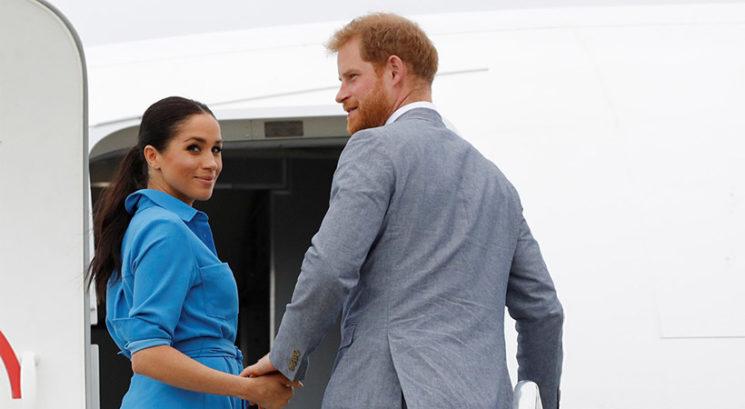 7 presenetljivih dejstev, kako potujejo člani kraljeve družine