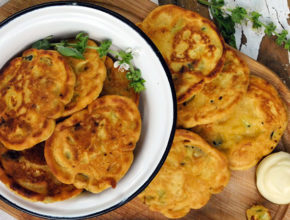 Vegi recept: Čičerikini polpeti