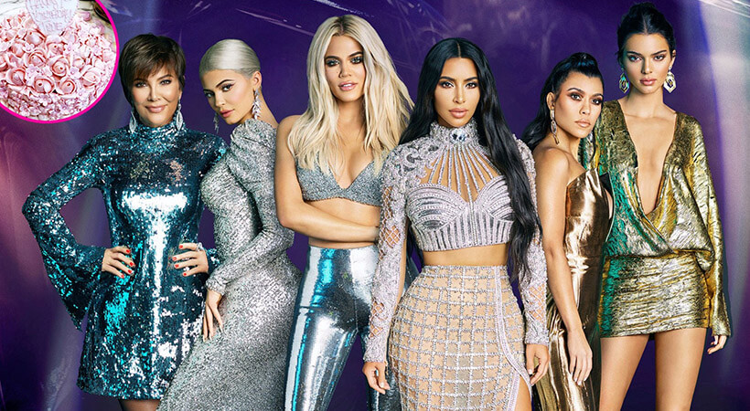 Od zdaj naprej lahko kupiš oblačila Kardashian-Jenner družine!