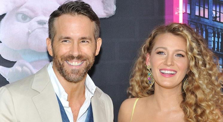 Blake Lively in Ryan Reynolds še tretjič postala starša!