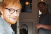 Razkrito, zakaj je Ed Sheeran obiskal Meghan Markle in princa Harryja
