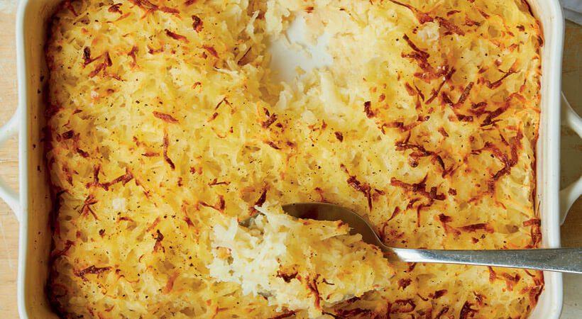 Slasten recept: Nariban pečen krompir