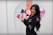 Kylie Jenner razkazala svojo glamurozno in gromozansko pisarno