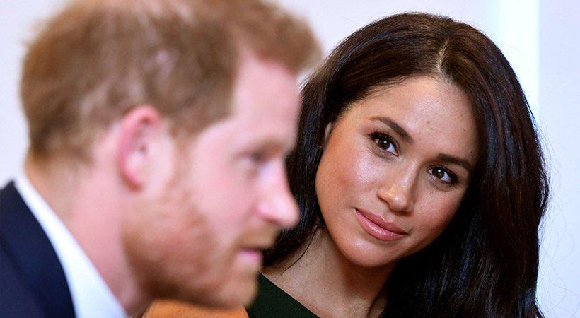 Prijatelji posvarili Meghan Markle pred princem Harryjem