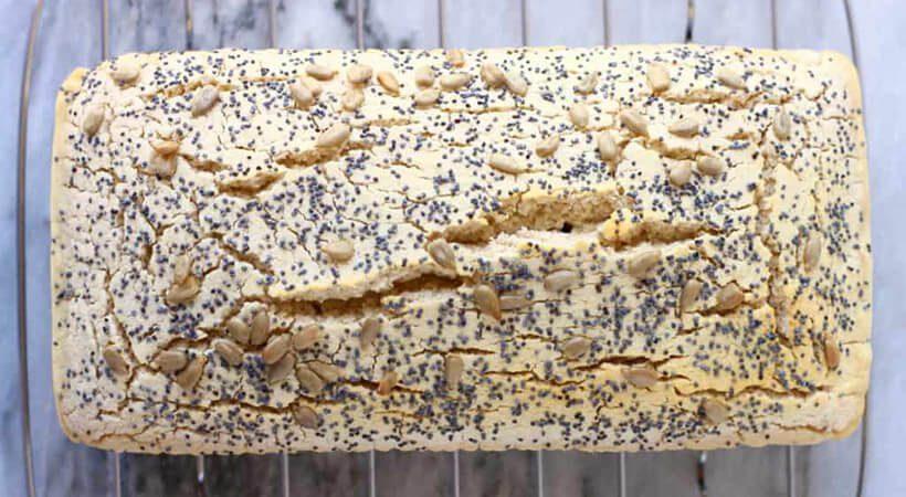 Brezglutenski recept: Rižev kruh