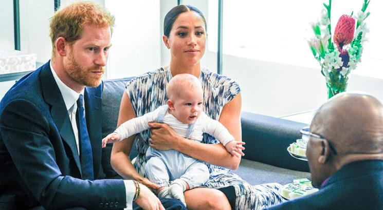 Princ Harry spregovoril o zvezi z Meghan Markle po rojstvu sina