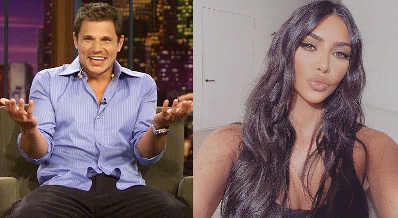 NORO! Poglej, kaj je Kim Kardashian naredila med zmenkom z Nickom Lacheyjem