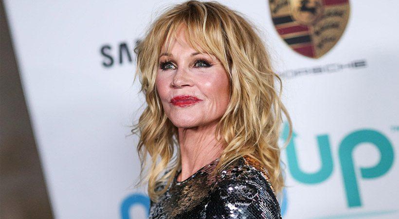 62-letna Melanie Griffith v spodnjem perilu izgleda FAN-TAS-TI-ČNO!