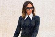 Stajliš zvezda: Victoria Beckham v izjemnem jesenskem stajlingu