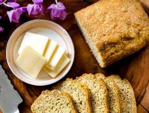 Nizkohidratni recept: Keto kruh