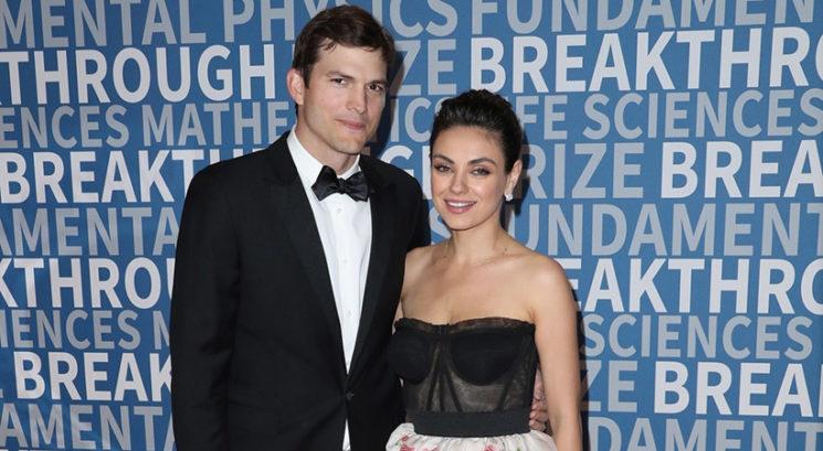 Ashton Kutcher in Mila Kunis svojega bogastva ne bosta zapustila svojim otrokom