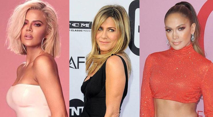 Tako so Jennifer Aniston, Kardashianke in ostali zvezdniki preživeli zahvalni dan