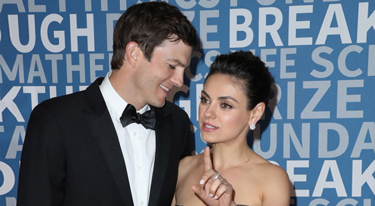 Mila Kunis razkrila, s kom si želi, da se poroči Ashton Kutcher