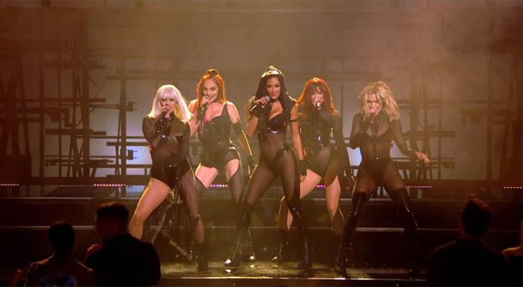 Vroče! Skupina Pussycat Dolls nastopila prvič po 10-ih letih