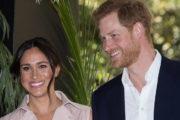 Princ Harry razkril, koliko otrok bosta imela z Meghan Markle
