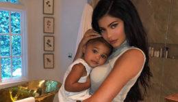 UAU! Poglej, kaj že zna 22-mesečna hčerka Kylie Jenner, Stormi Webster