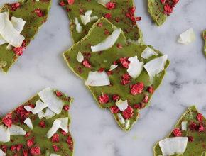 Praznični recept: Božične čokoladne ploščice