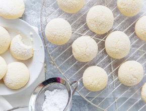 Keto recept: Piškotki iz kremnega sira