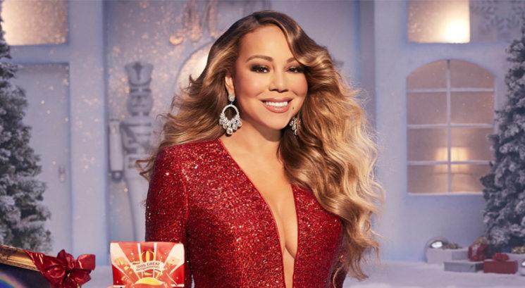 Ali Mariah Carey pripravlja božično presenečenje za VSE?