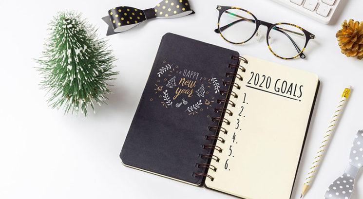 8 enostavnih novoletnih zaobljub, ki jih lahko izpolniš že v januarju