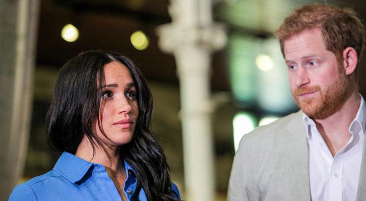 Meghan Markle in princ Harry nezaželjena v kanadski restavraciji